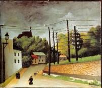 Rousseau - 1908