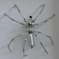 Scuttling Spider