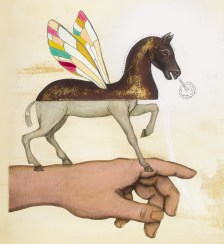 Horsefly, 2005 by Daniel Chang