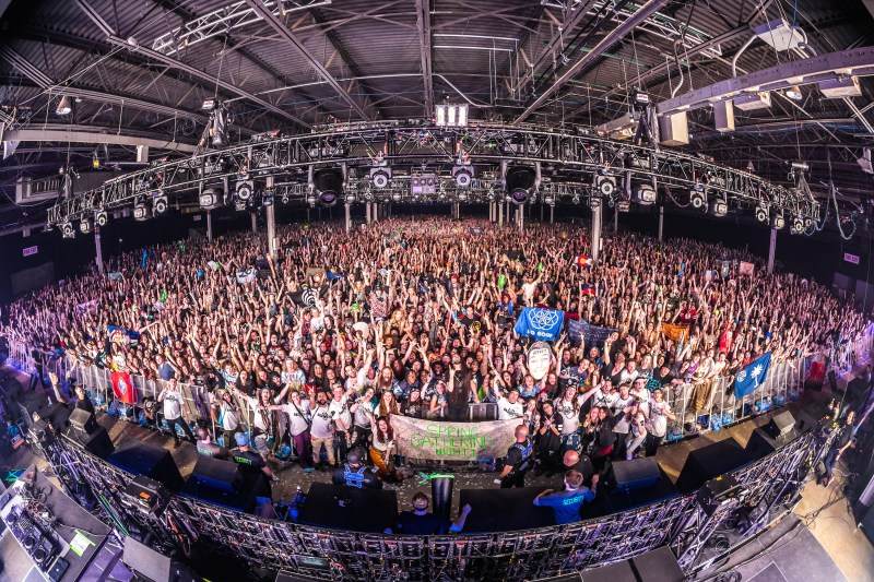 Bassnectar-Spring-Gathering-2018-Night-1-Family-Photo