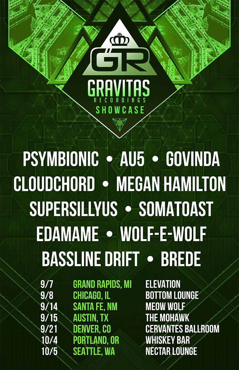 Gravitas Showcase
