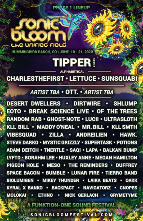 sonic-bloom-2020-conscious-electronic-line-ups