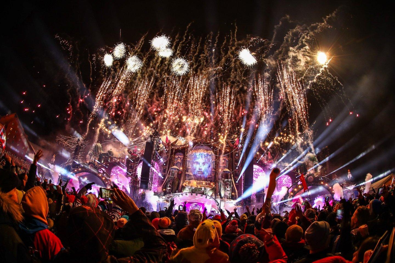 Tomorrowland full 2020 line-up