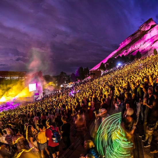Sound tribe Sector 9 Red Rocks 2019