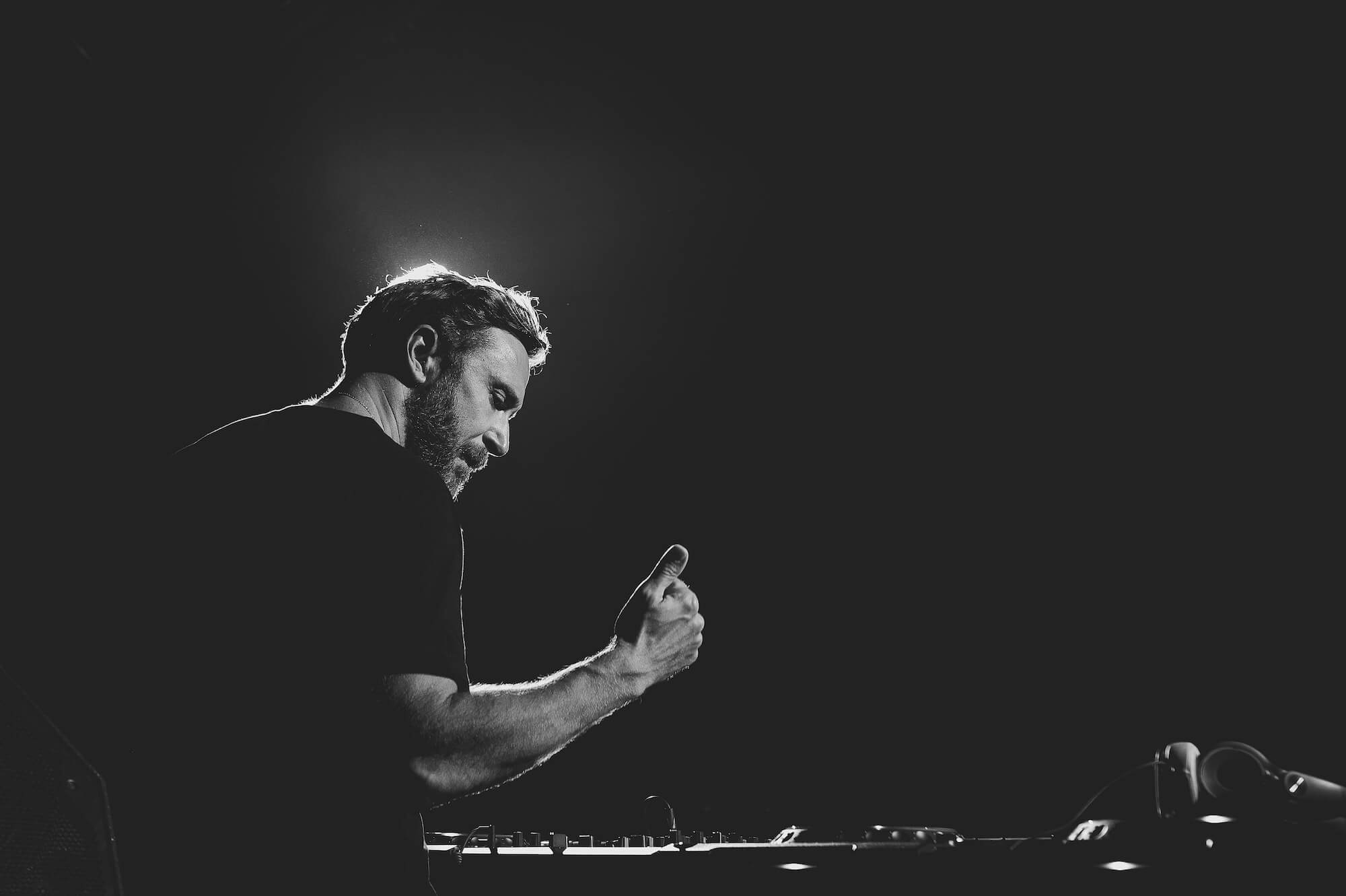 David Guetta plays under Jack Back alias at Winter Music Conference 2019