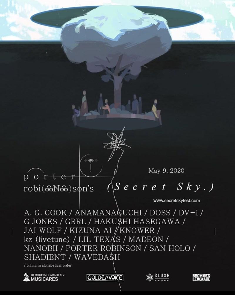 porter-robinson-secret-sky-conscious-electronic-lineups