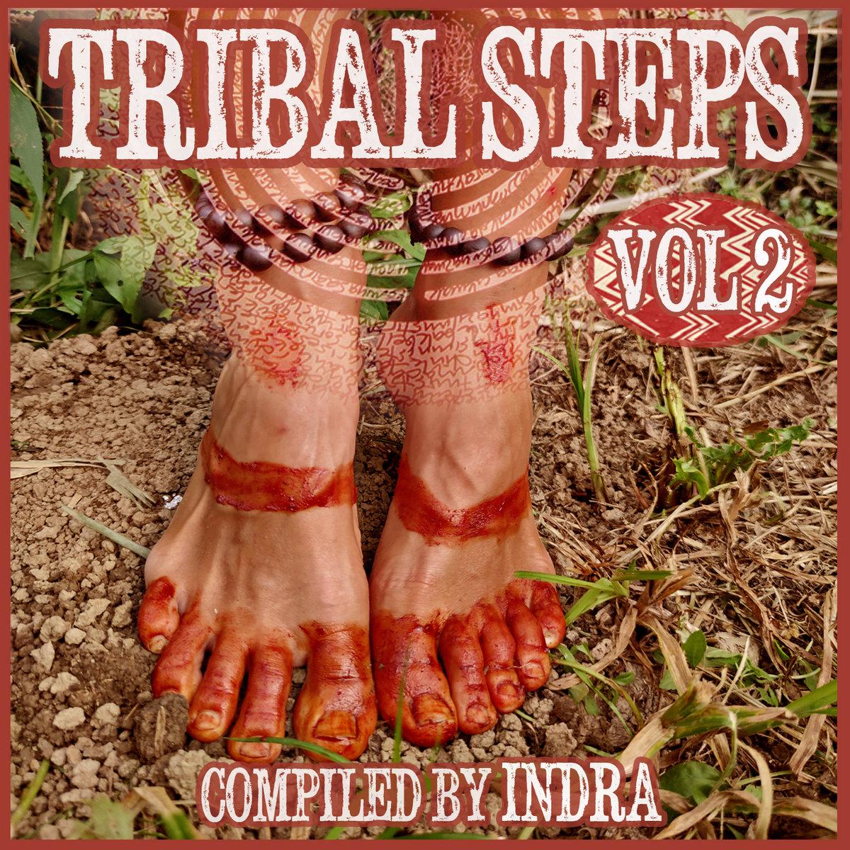 Tribal Steps cover