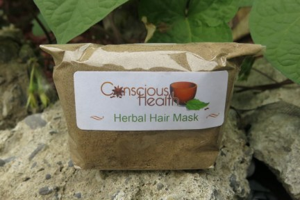 Herbal Hair Mask