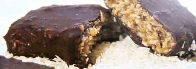 Chocolate Paradise Coconut Bars – Vegan, Raw, Absolutely Delicious