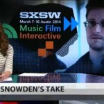Snowden Defends Privacy At SXSW Conference