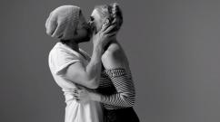 twenty strangers kiss
