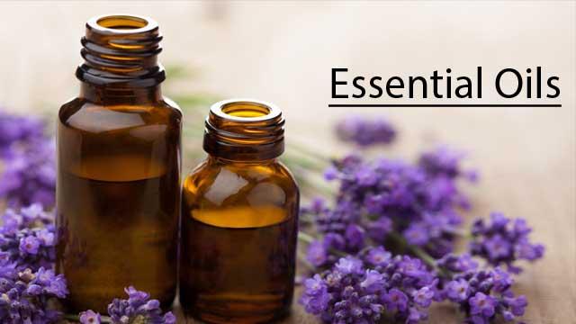 5 Essential Oils