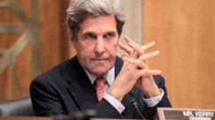 """US Secretary of State John Kerry is sadly mistaken in his attempt to equate """"justice"""" with """"the American state."""" Defending that comparison is a losing battle"""