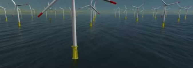 New Wind Turbine Foundations Could Reduce the Cost of Offshore Wind Farming