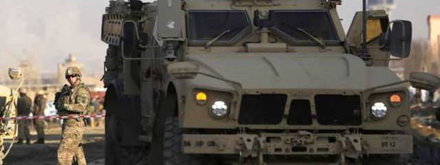 New Document Details America's War Machine — And Secret Mass Of Contractors In Afghanistan