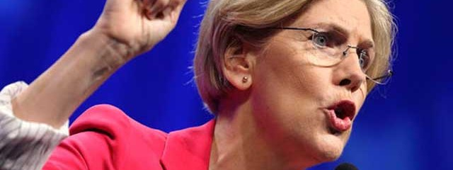 'Enough Is Enough': Sen. Warren Condemns Obama's Latest Wall Street Pick