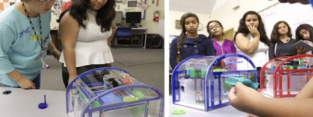 3D Printer Brings Kids' Creations to Life