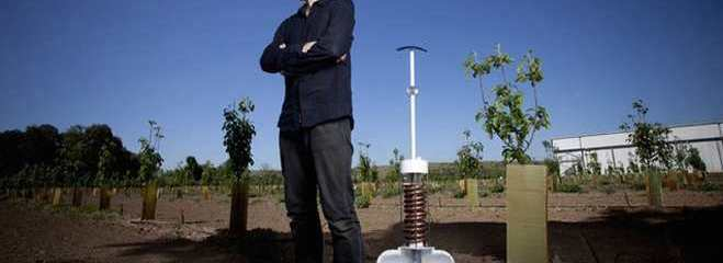 Biomimicry Inspired Engineering Genius: Turning Air Into Water