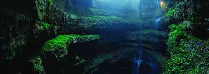 Good News: Scientists Detail Enormous Subterranean Water Reserves