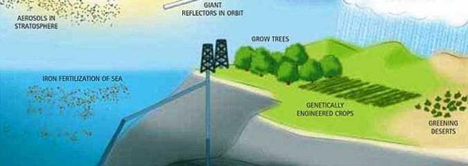 Geoengineering WON'T Stop Global Warming, Warns Study