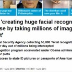 NSA Is Creating Huge Facial Recognition Database by Taking Millions of Images Off the Internet Daily