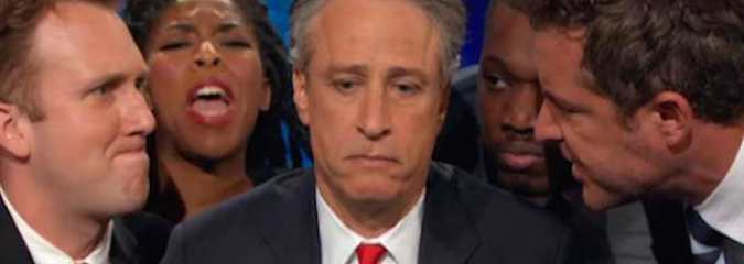 What Happens When You Criticize Israel: Daily Show's Jon Stewart (Video)