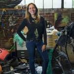 The Finer Side of Flotsam: Making Art from Sea-worn Trash