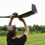 3D-Printed Military Drone Takes Flight