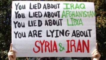 History's Dire Warning: Beware False Flag Trigger for Long-Sought War with Iran