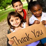 More Than Words: Saying 'Thank You' Does Make A Difference