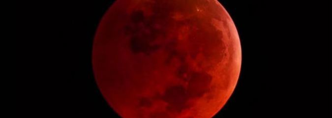 Be Calm in October's Eclipse Storm