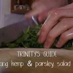 How to Make Hemp & Parsley Dressing Video