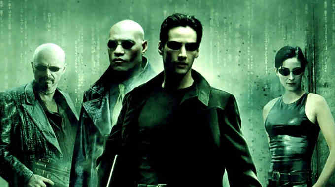 matrix system reality philosophy