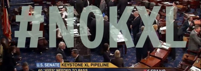 'Nay!': US Senate Fails in Attempt to Force Approval of Keystone XL Pipeline