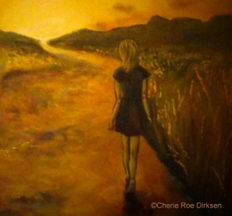 The Journey - Painting by Cherie Roe Dirksen 1