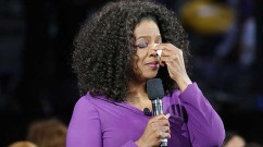 oprah cry
