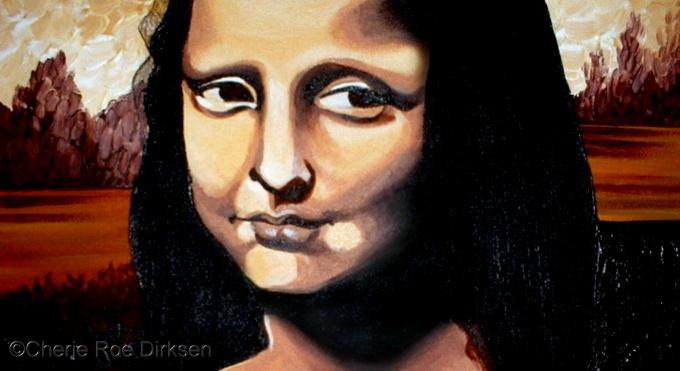 Mona by Cherie Roe Dirksen
