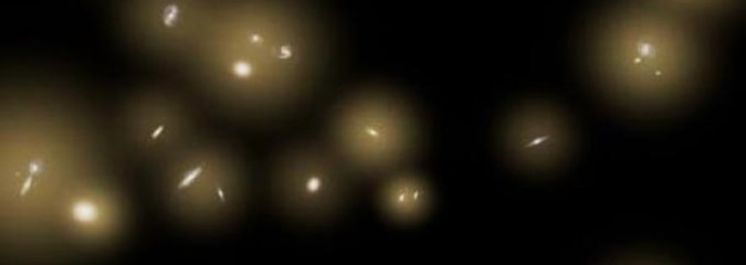 "Cosmic Glow Discovered –""Radiates More Light than All the Known Galaxies in the Universe"""