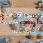 Healing: A Thousand Piece Jigsaw Puzzle