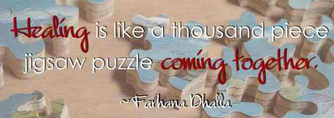 Healing: A Thousand Piece Jigsaw Puzzle