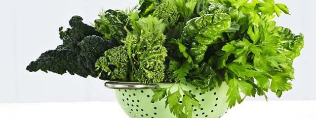 Dark Green Leafies and Life-Enhancing Chlorophyll