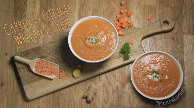 Carrot-Ginger-Wellness-Soup-Trinity's Conscious Kitchen