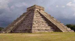 Chichen Itza Pyramid, in Mexico