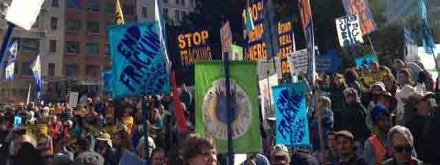 'Game-Changing March for Climate' as Californians Rise Up Against Fracking