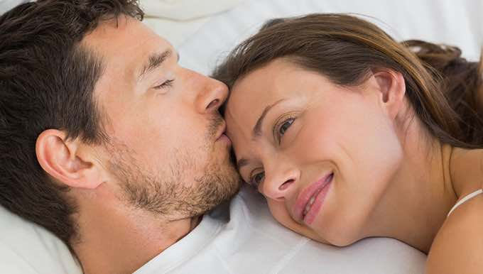 How to heal a sexless marriage