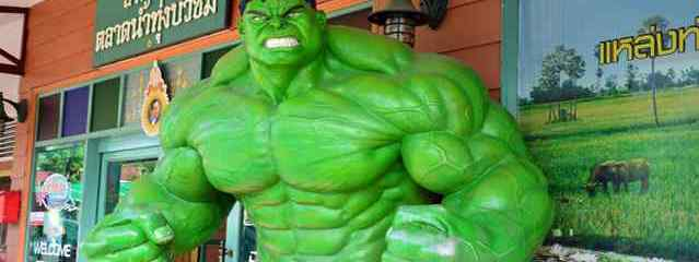 Control Your Anger: How to Be More Bruce Banner, Less Hulk