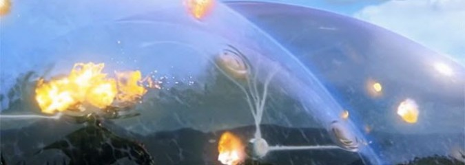 Boeing Patents 'Star Wars'-Style Force Field Technology  That Deflects Explosive Shock Waves