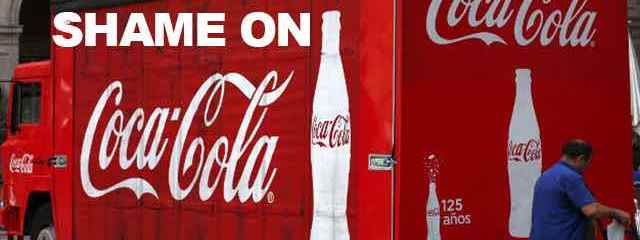 Coca-Cola Caught Paying 'Health Leaders' To Say Soda Is 'Healthy'