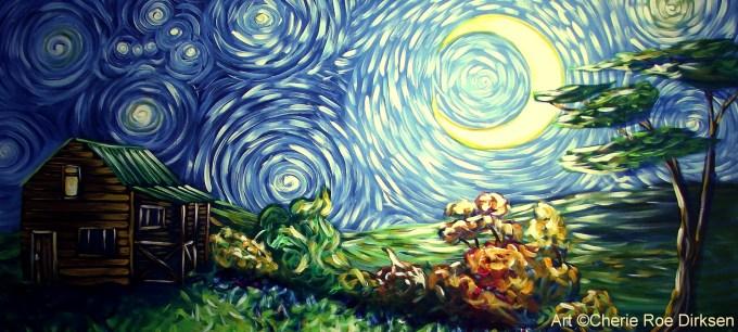 Orion in my Sky by Cherie Roe Dirksen
