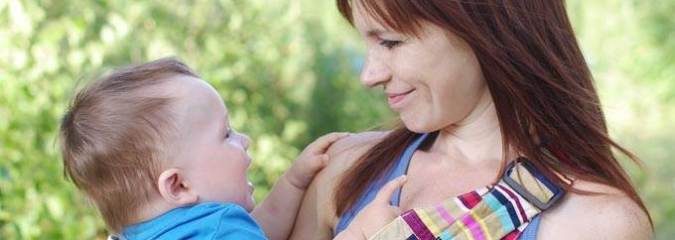 Babywearing Is Good For Mom and Even Better For Baby